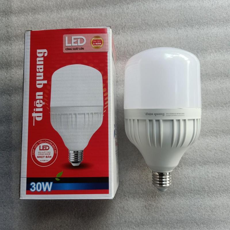 Bóng đèn led trụ chống ẩm 30W Điện Quang Model ĐQ LEDBU12 30765