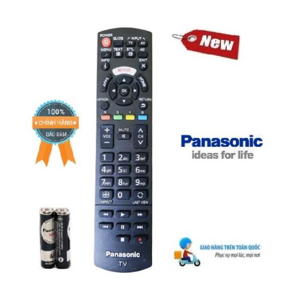 Bảng giá Điều khiển tivi Panasonic hàng chính hãng theo TV 100% Tặng kèm Pin