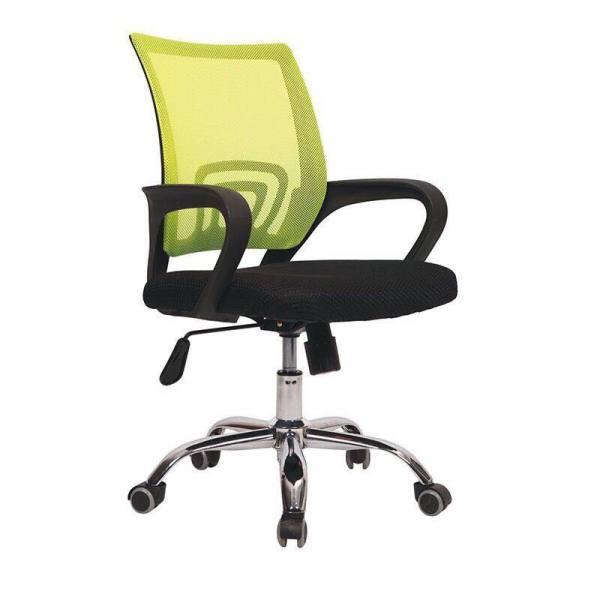 Ghế lưới văn phòng chân xoay TH330 giá rẻ