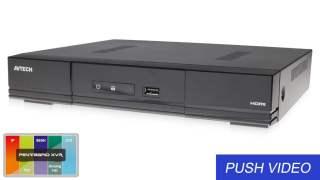 Đầu ghi hình 8 kênh HD-TVI 5 Megapixel Lite. H.265 Avtech DGD1009AV(EU) thumbnail
