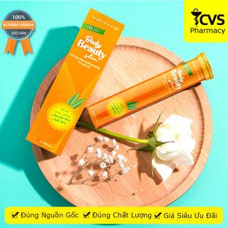Viên Sủi Body Beauty Slim (1 Tuýp 20 viên) hỗ trợ giảm hấp thu chất béo, hỗ trợ giảm béo - cvspharmacy thumbnail