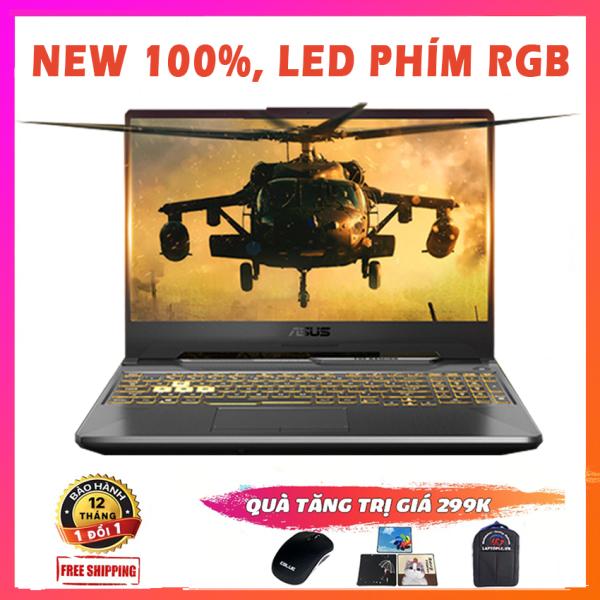 Bảng giá (NEW 100% FULL SEAL) Asus TUF Gaming FX506LI, i5-10300H, RAM 8G, SSD 256G, VGA NVIDIA GTX 1650 Ti-4G, Màn 15.6 FullHD IPS, Viền Siêu Mỏng Phong Vũ