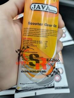 Tuýp dầu hộp số xe tay ga Java thumbnail