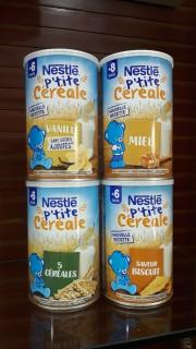 Bột ngũ cốc pha sữa NESTLE 400g thumbnail