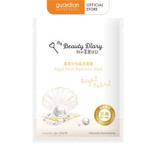 Mặt nạ My Beauty Diary ngọc trai trắng White Pearl Mask 23ml