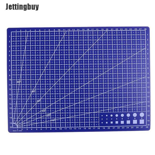 Jettingbuy Văn Phòng Phẩm Bảng Kê Cắt A4 Kích Thước Pad Mô Hình Sở Thích Thiết Kế Dụng Cụ Thủ Công