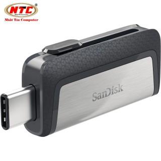 USB OTG Sandisk Ultra Dual Type-C 3.1 256GB 150MB s (Bạc) - Nhất Tín Computer thumbnail