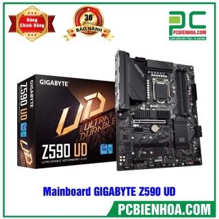 Mainboard GIGABYTE Z590 UD ( LGA1200 ATX 4xDDR4 ) thumbnail