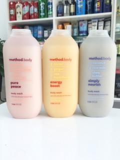[HCM]Sữa tắm dưỡng ẩm Method Body thumbnail