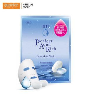 Mặt Nạ Cấp Ẩm Senka Perfect Aqua Rich Extra Moist Mask (25ml)