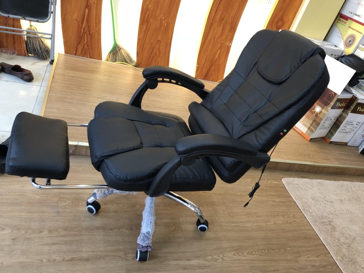 Ghế giám đốc massage toàn thân dùng trong văn phòng, Ghế văn phòng cao cấp giá rẻ