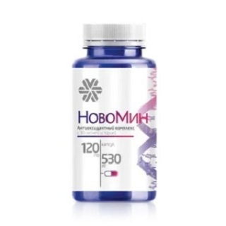 Novomin - Thực phẩm bảo vệ sức khỏe Siberi Novomin 120 viên Date T2 2023 thumbnail
