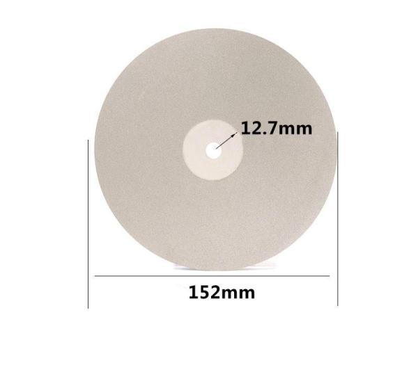 [HCM]Đĩa mài kim cương 150mm (6 inch)