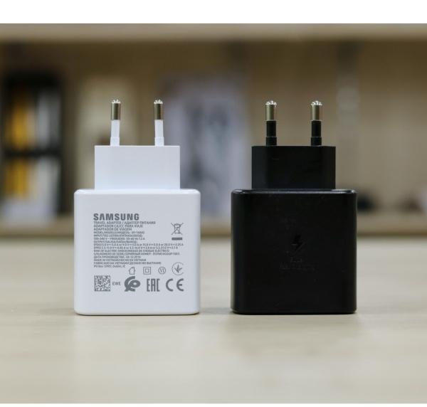 Bộ sạc nhanh Samsung Travel Adapter 45W EP-TA845X - Hàng Chính Hãng