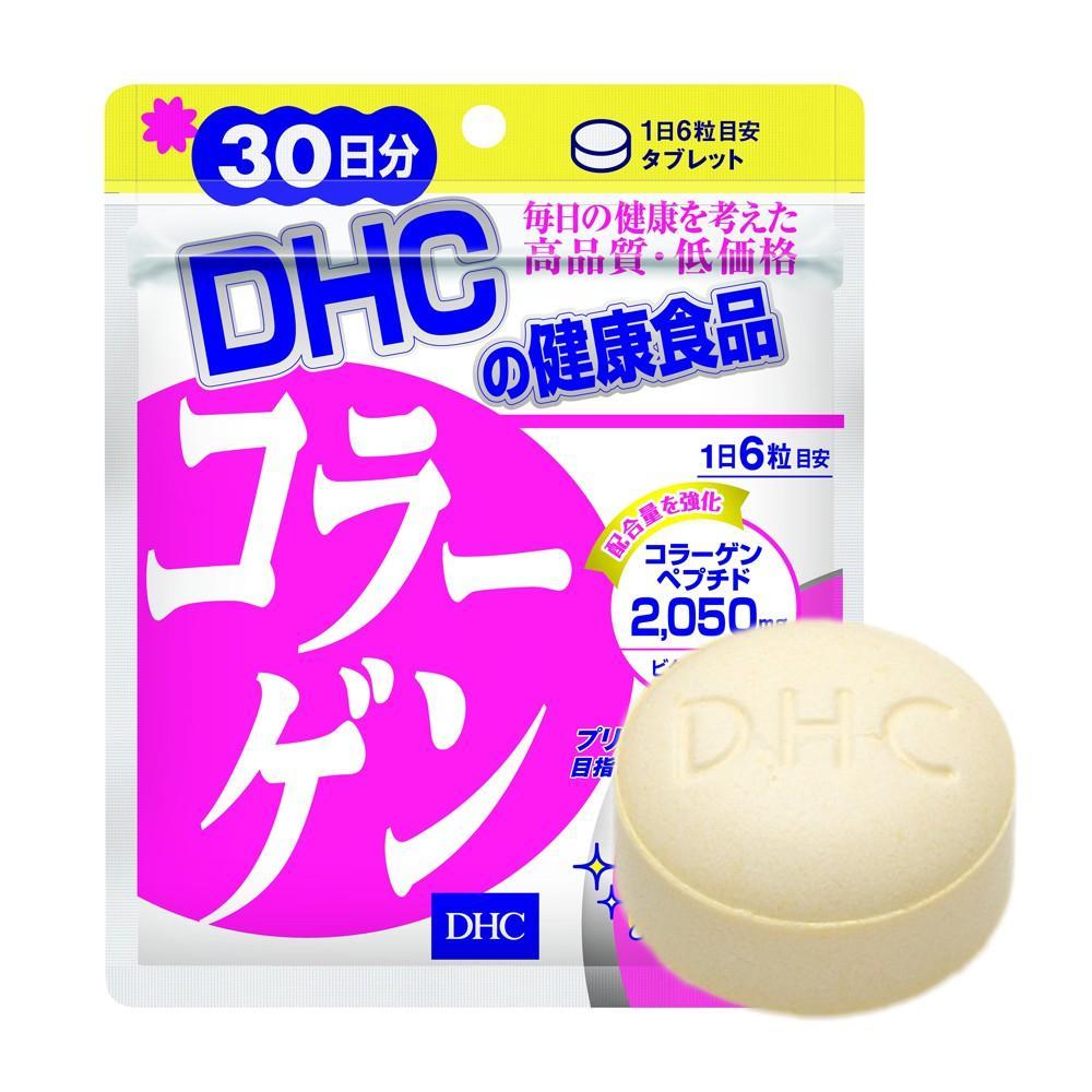 Viên Uống Làm Đẹp Da DHC Collagen Nhật Bản 180v/gói cao cấp