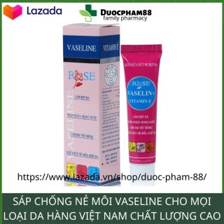 Kem dưỡng ẩm môi Nam , nữ vaselin dưỡng môi chống nẻ da - hàng Việt Nam - Dược Phẩm 88 thumbnail