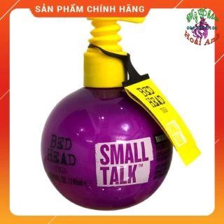 WAX TẠO NẾP TÓC UỐN TIGI BED HEAD SMALL TALK 240ML - HỦ thumbnail