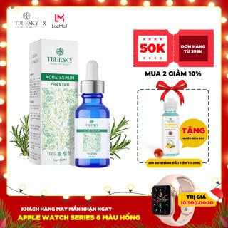 Serum giảm mụn sáng da Truesky Premium chiết xuất tràm trà thiên nhiên 20ml - Acne Serum thumbnail