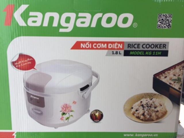 Nồi cơm điện Kangaroo KG11H