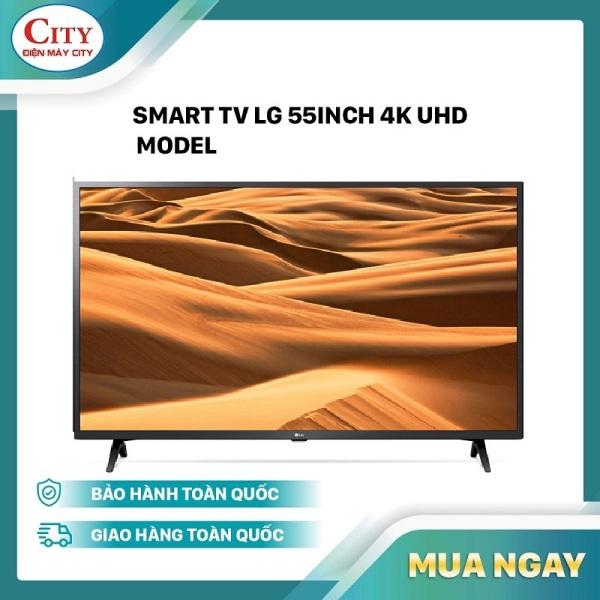 Bảng giá Smart TV LG 55inch 4K UHD 55UM7300PTA