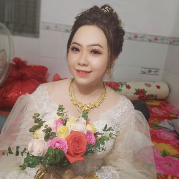 Make up :Đẹp :My Linh Bui