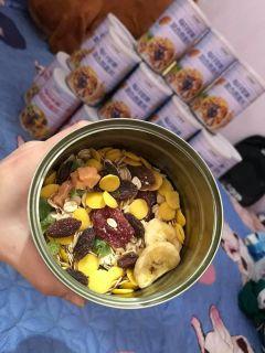 ngũ cốc hoa quả ăn kiêng thumbnail