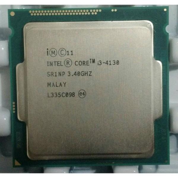 Bảng giá Bộ vi xử lý - CPU Intel Core i3 4130 2nd - 3.4 GHz - 3MB Cache Phong Vũ