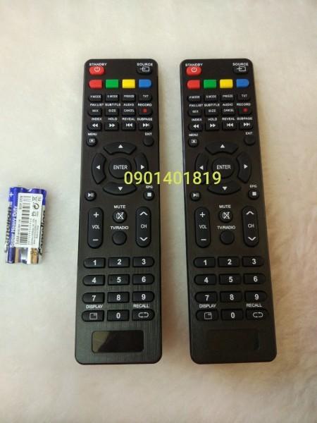 Bảng giá Điều Khiển Tivi Asano E32DF2200 - S32DF2200 ( Hàng Chính Hãng Mới 100% )