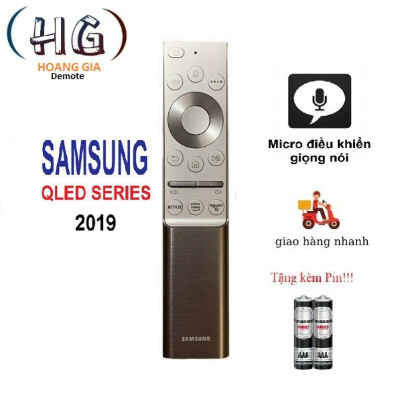 Bảng giá Điều Khiển Tivi Samsung Qled Tv - Hàng Mới Chính Hãng 100% Tặng Kèm Pin