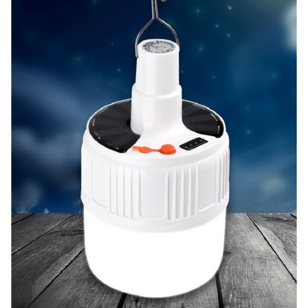 Bảng giá [HCM]Bong đèn điều kiển từ xa năng lượng mặt trời V51