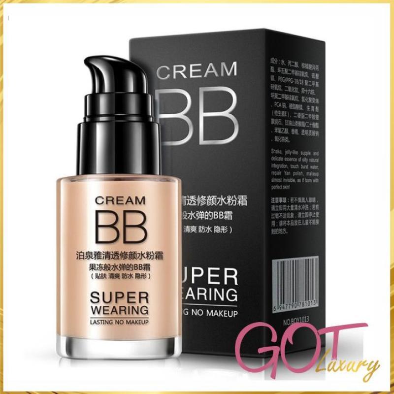 Kem Nền BB Che Khuyết Điểm Cream Super Wearing Của Bioaqua Hàng Nội Địa Trung cao cấp