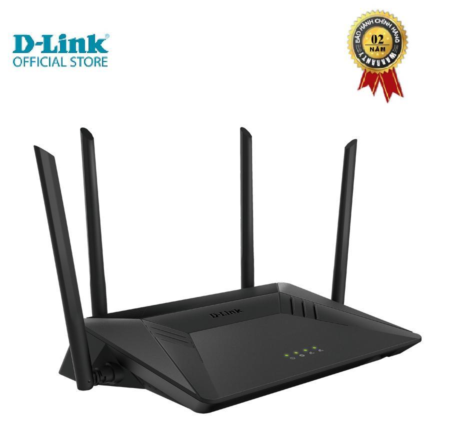 Giá Bộ phát wifi chuẩn AC1750 D-LINK DIR-867 - Hàng chính hãng