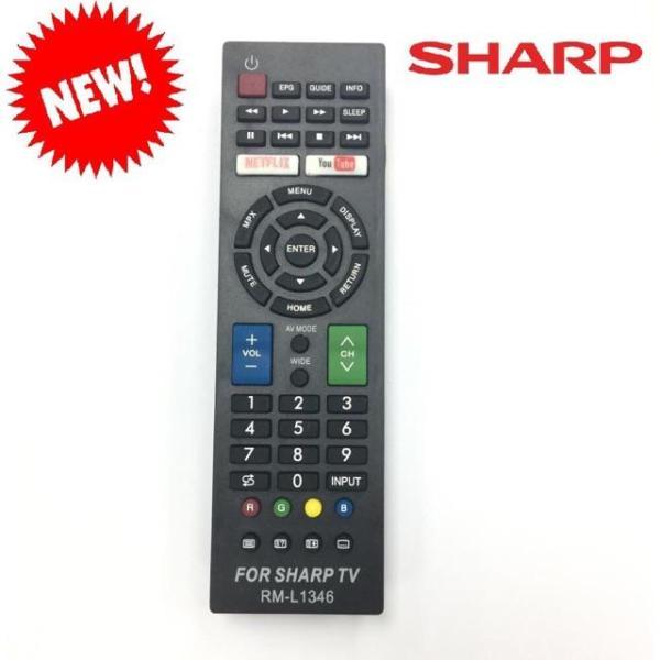 Bảng giá Remote điều khiển SMART TV SHARP