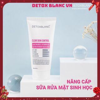 Sữa rửa mặt Detox BlanC Clear Skin Control (150ml) thumbnail