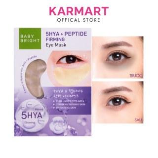 Mặt Nạ Săn Chắc Da Mắt Baby Bright 5HYA & PEPTIDE FIRMING Eye Mask 5g thumbnail