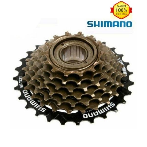 Mua Líp vặn 7 tầng xe đạp thể thao shimano sử dụng cho các loại xe có tay đề sau 6 líp, moay ơ líp vặn