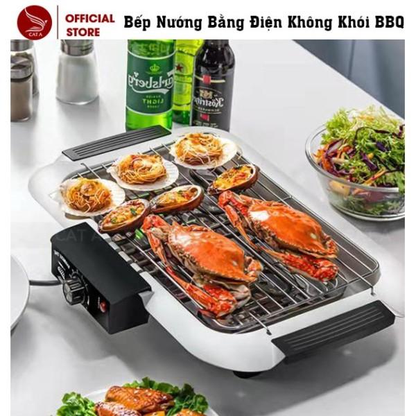 Bếp Nướng Điện Không Khói Bbq 2000W By1909- Hàng Loại 1, Thích Hợp Cho Gia Đình, Tiện Lợi !