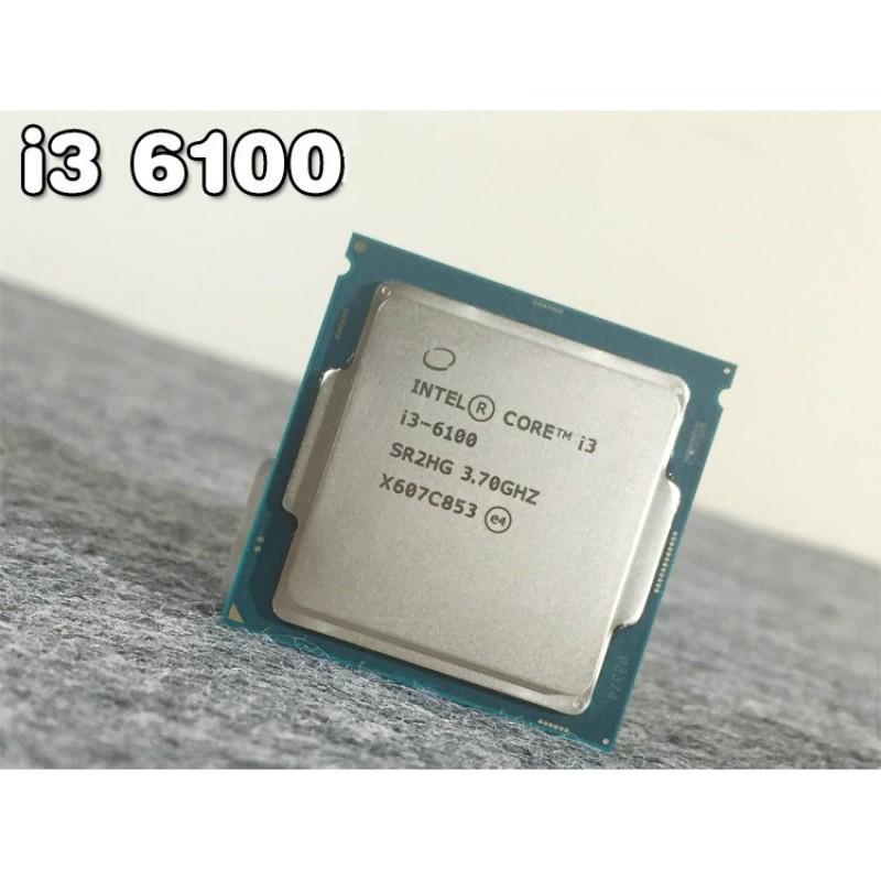 Bảng giá CPU Intel Core i3 6100 (3.70GHz, 3M, 2 Cores 4 Threads) Phong Vũ