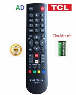 Điều khiển tivi TCL Smart internet RC200 vào mạng internet - tặng kèm pin ,Remote điều khiển tivi TCL Smart RC200 smart internet 1