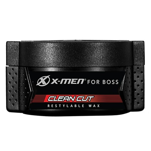 Sáp vuốt tóc X-men for Boss Wax Clean Cut 70g