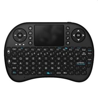 Bàn phím kiêm chuột không dây UKB 500-RF Mini Keyboard dùng pin rời thumbnail