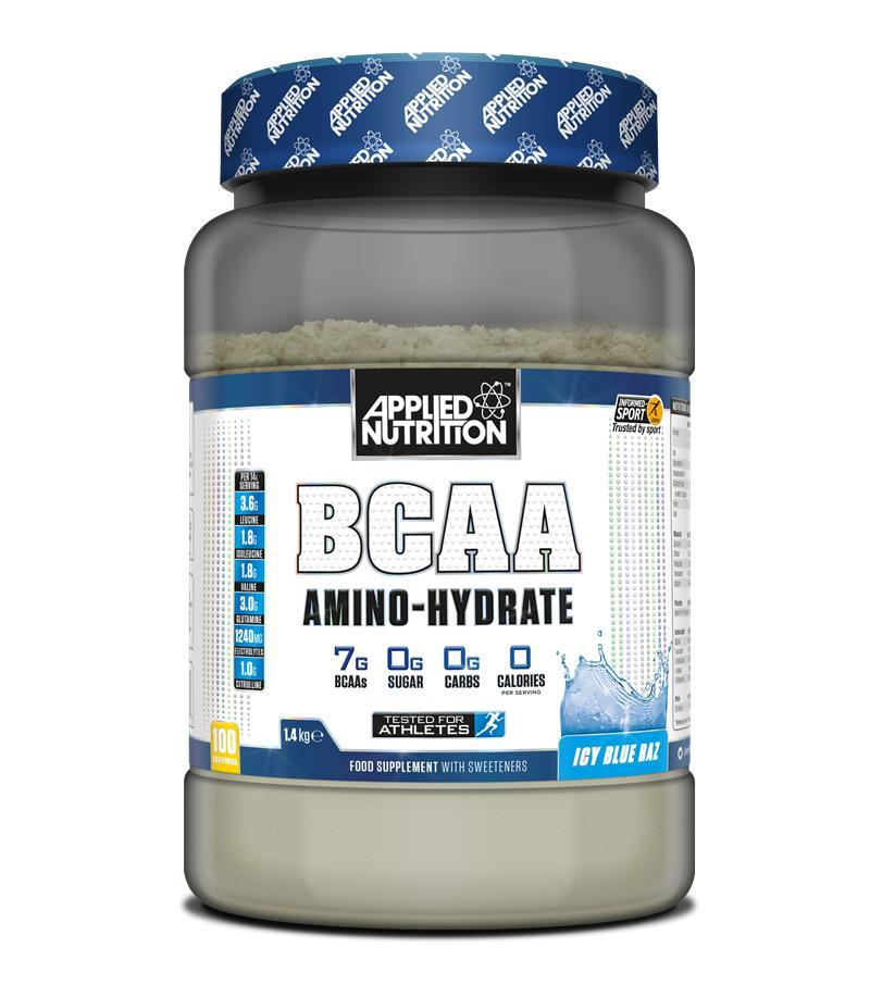 Phục hồi cơ- BCAA- Applied Nutrition BCAA Amino-Hydrate 1.4kg nhập khẩu