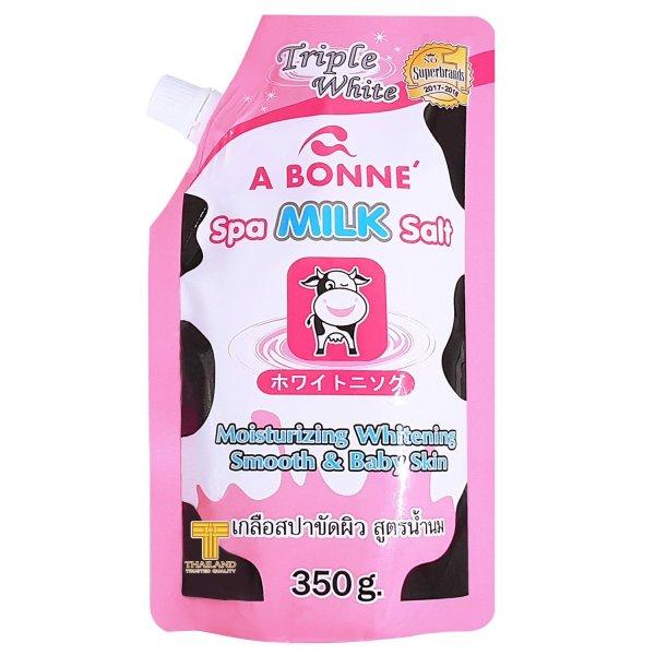 Muối Tắm Tẩy Tế Bào Chết Chiết Xuất Sữa Bò A Bonne Spa Milk Salt Florence Store