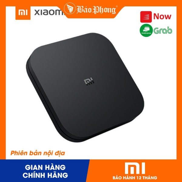 Bảng giá Android Tivi Box XIAOMI Tv box 4 SE version