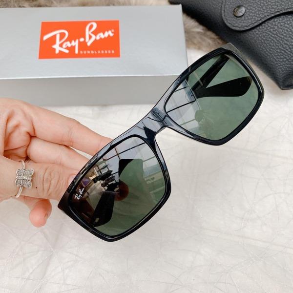 Giá bán Kính Nam Rayban Classic Rectangular Green RB4228 601/71 58 - Chuẩn Authentic
