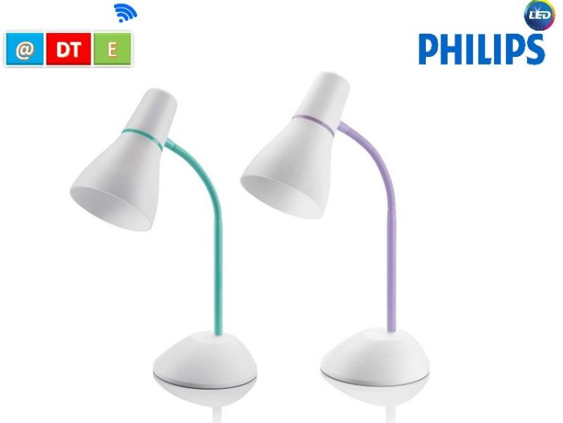 Philips Đèn bàn 71567 PEAR table lamp MyCare 4w green