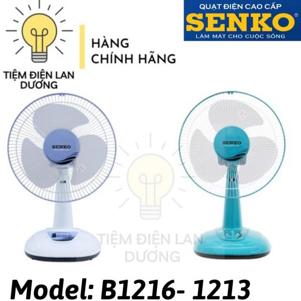 Quạt bàn B3 Senko B1216/B1213 - [ MÀU NGẪU NHIÊN ]