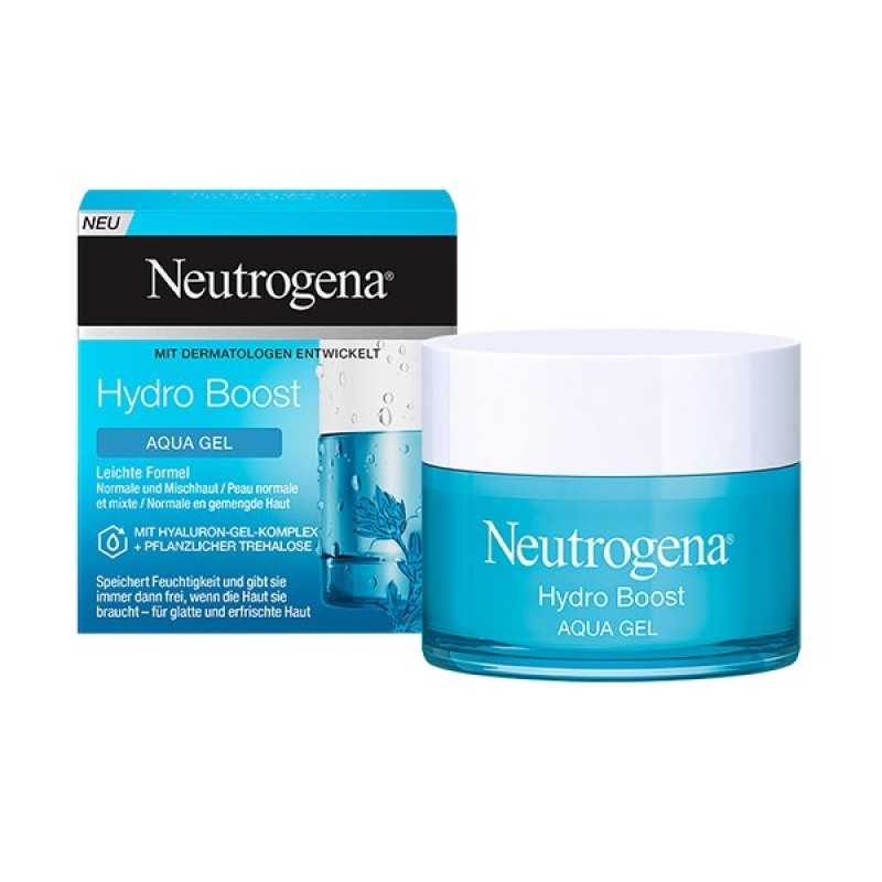 Kem Dưỡng Ẩm, Cấp Nước Neutrogena Hydro Boost Aqua Gel giá rẻ
