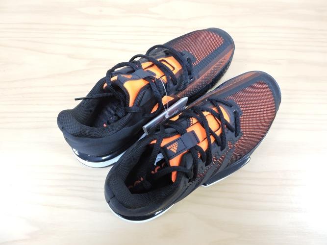 Giày Tennis SoleMatch Bounce M Adidas G26605 - Đen giá rẻ