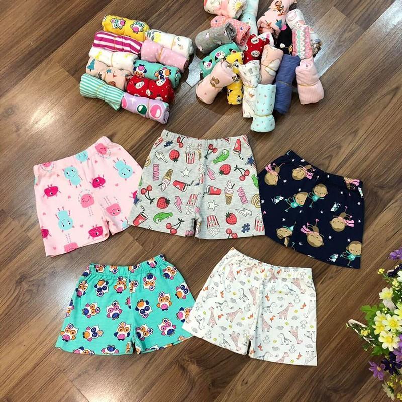 Set 10 quần Bozip cho bé trai, gái